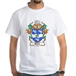 Swan Coat of Arms White T-Shirt