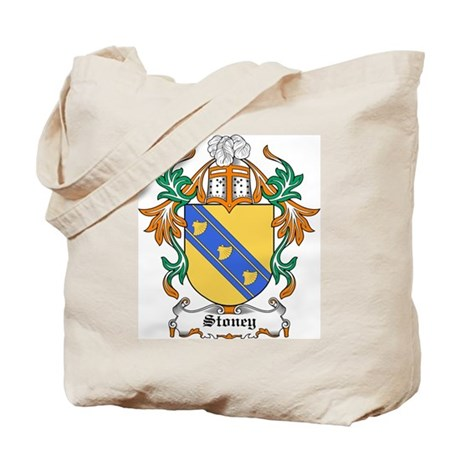 Stoney Coat of Arms Tote Bag