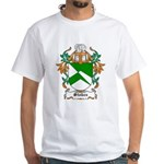 Stokes Coat of Arms White T-Shirt