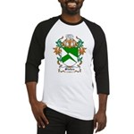 Stokes Coat of Arms Baseball Jersey