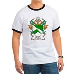 Stokes Coat of Arms Ringer T