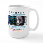 """""""Rise Up!"""" Large Mug"""