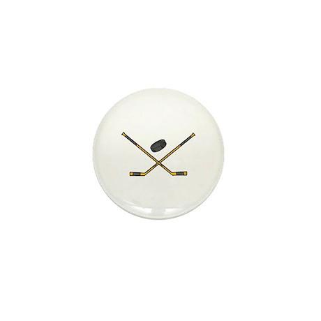 Hockey Mini Button (10 pack)
