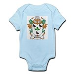 Starkey Coat of Arms Infant Creeper