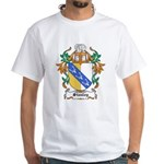 Stanley Coat of Arms White T-Shirt