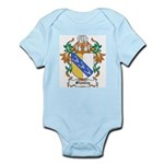 Stanley Coat of Arms Infant Creeper