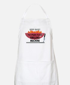 Grilling Machine - Apron