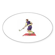 Hockey Decal