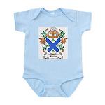 Slator Coat of Arms Infant Creeper