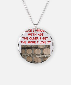WINE.png Necklace
