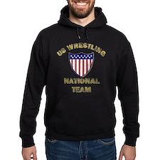 U.S. WRESTLING NATIONAL TEAM (dark) Hoody