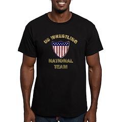U.S. WRESTLING NATIONAL TEAM (dark) T