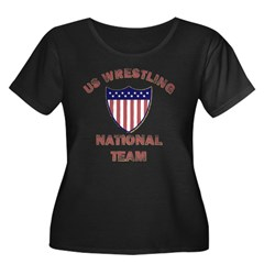 U.S. WRESTLING NATIONAL TEAM (light) T