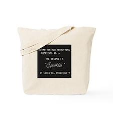 Sparkle Credibility Tote Bag