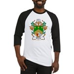 Shanly Coat of Arms Baseball Jersey