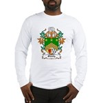 Shanly Coat of Arms Long Sleeve T-Shirt