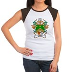 Shanly Coat of Arms Women's Cap Sleeve T-Shirt