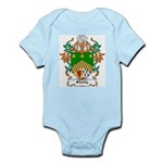 Shanly Coat of Arms Infant Creeper