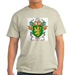 Shane Coat of Arms Ash Grey T-Shirt