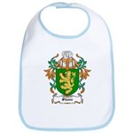Shane Coat of Arms Bib