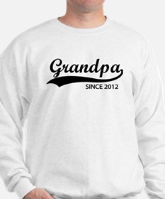 Grandpa since 2012 Jumper