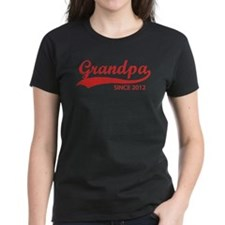 Grandpa since 2012 Tee