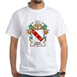 Segrave Coat of Arms White T-Shirt