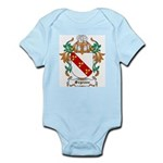 Segrave Coat of Arms Infant Creeper