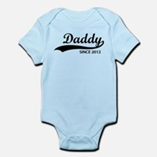 Daddy since 2012 Infant Bodysuit