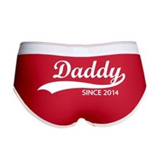 Daddy since 2014 Women's Boy Brief