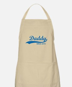 Daddy since 2014 Apron