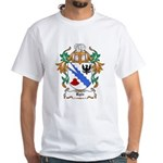 Ryle Coat of Arms White T-Shirt