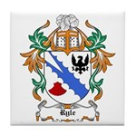 Ryle Coat of Arms Tile Coaster