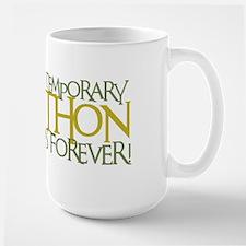 Marathon- The Pride is Forever Large Mug