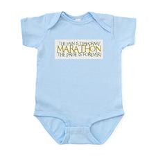 Marathon- The Pride is Forever Infant Creeper