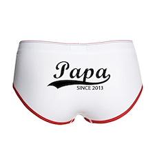 Papa since 2013 Women's Boy Brief