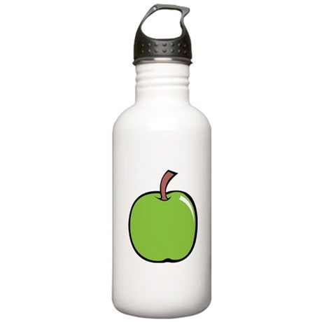 Apple Stainless Water Bottle 1.0L