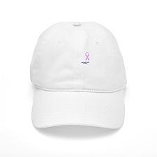 Male Breast Cancer Awareness Baseball Cap