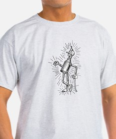 Freshly Oiled Tinman T-Shirt