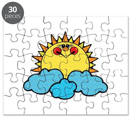 Sun Puzzle
