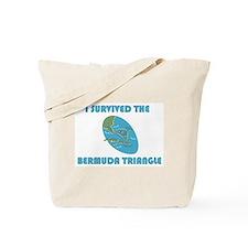 Unique Triangle Tote Bag