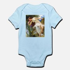 Seignac - Fragrant Iris - Infant Bodysuit