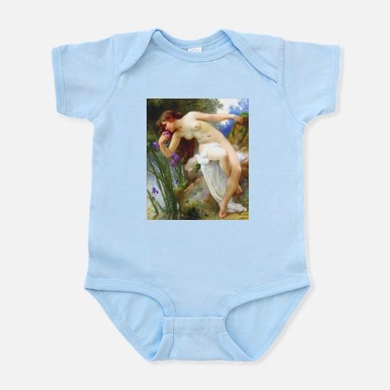 Seignac - Fragrant Iris - Infant Bodysuit