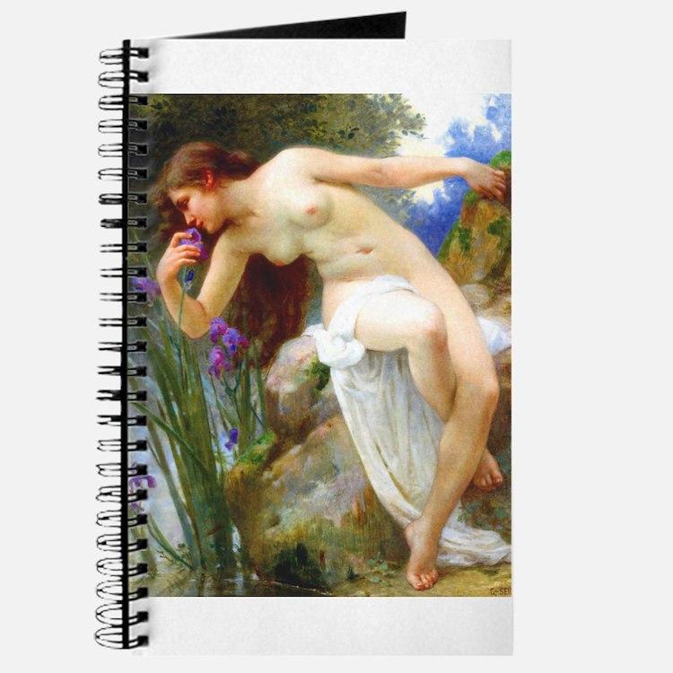 Seignac - Fragrant Iris - Journal