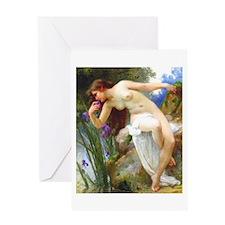 Seignac - Fragrant Iris - Greeting Card