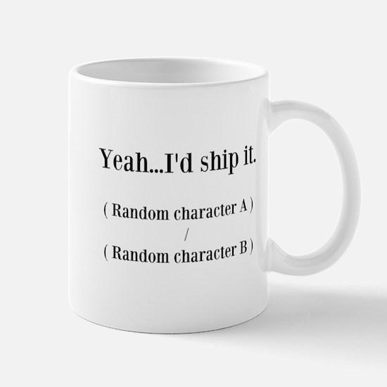 Random Shipping Mug