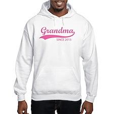 Grandma since 2013 Hoodie
