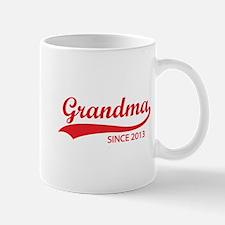 Grandma since 2013 Mug