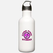 PINK STINKS Water Bottle