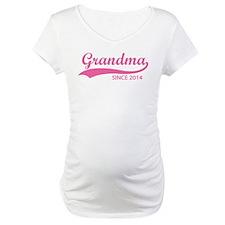 Grandma since 2014 Shirt